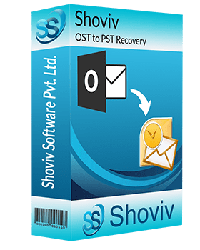 Screen OST to PST Recovery
